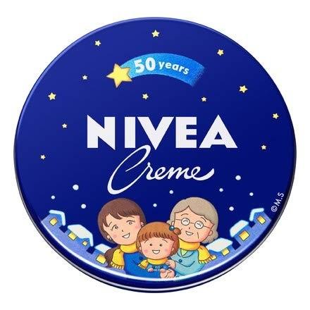 Kem dưỡng thể Nivea (Mẫu giới hạn kỷ niệm 50 năm)