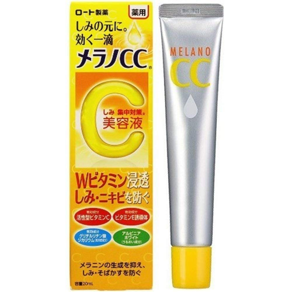 Serum vitamin C trị thâm mụn CC Melano