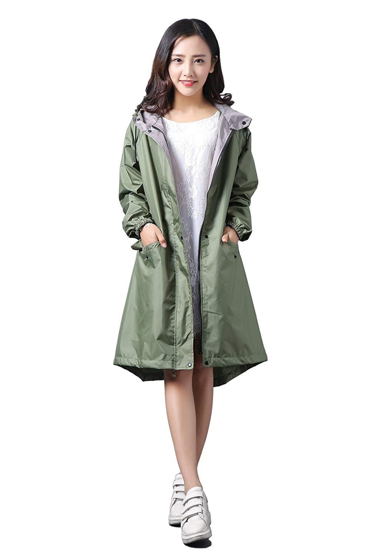 Áo mưa dạng khoác kiểu dáng thời trang