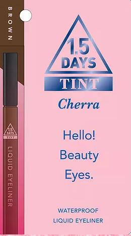 Kẻ mắt chống thấm nước Cherra 1.5 DAYS TINT