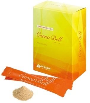 Bột lợi khuẩn Carna Bell Made in Japan 45gram x  30 pack