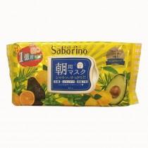 Mặt nạ Saborino Morning Face Mask 32 miếng của Nhật Bản